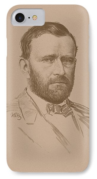 General Ulysses S Grant Phone Case by War Is Hell Store