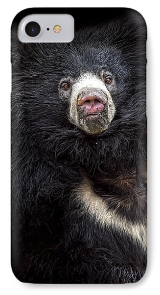 IPhone Case featuring the photograph Gentelman by Cheri McEachin