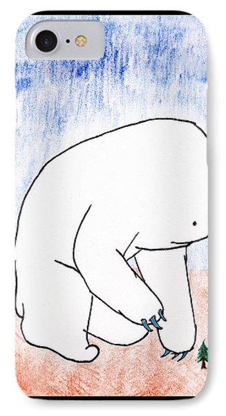 Gentle Giant IPhone Case by Uncle J's Monsters