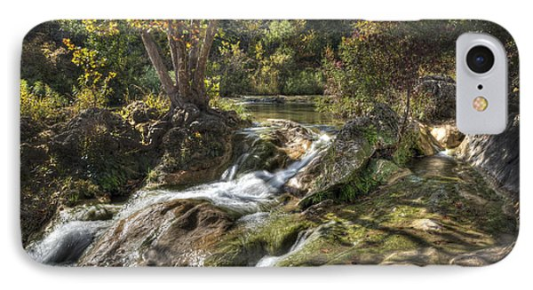 Gentle Mountain Stream Phone Case by Tamyra Ayles