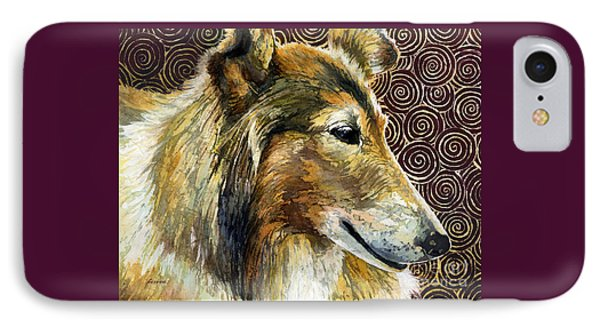 Gentle Spirit - Reveille Viii IPhone Case by Hailey E Herrera