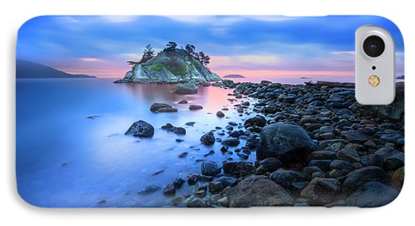 Gentle Sunrise IPhone Case by John Poon