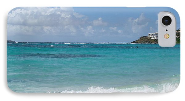 IPhone Case featuring the photograph Gentle Wave On Dawn Beach by Margaret Bobb