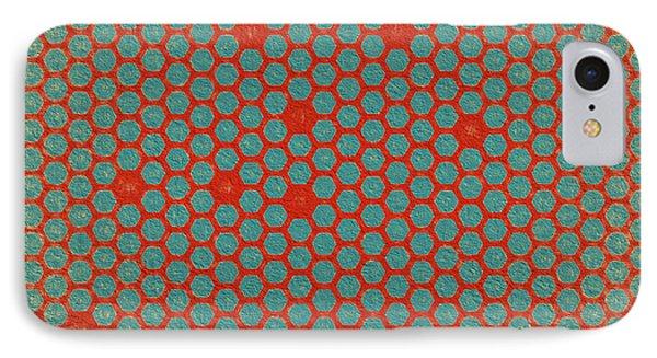 IPhone Case featuring the digital art Geometric 2 by Bonnie Bruno