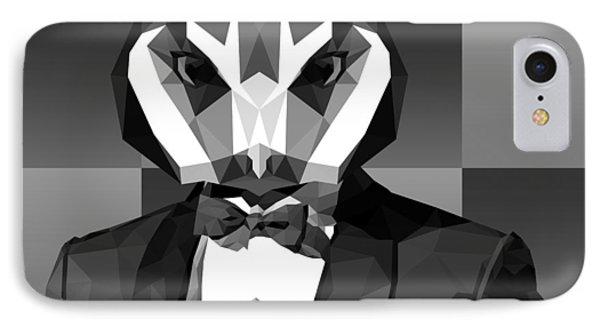 Geometric Owl IPhone Case