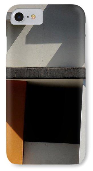 Geometric Shadows IPhone Case
