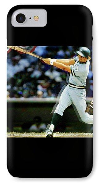 George Brett, - 1985 World Series IPhone Case