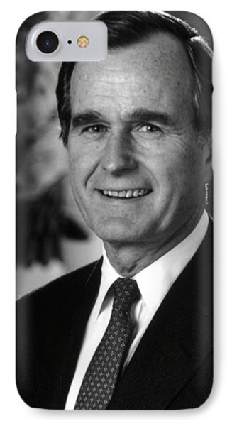 George Bush Sr IPhone 7 Case