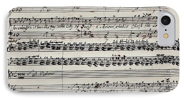 George Frederick Handel Phone Case by Granger