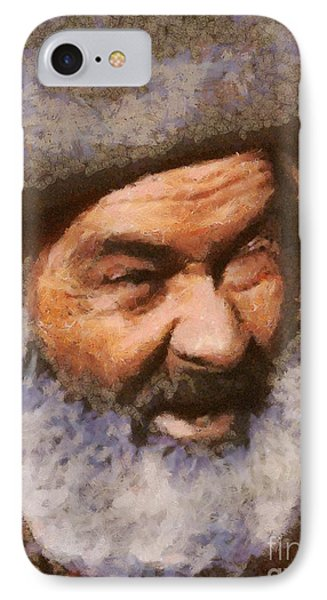 George Gabby Hayes, Vintage Western Legend IPhone Case