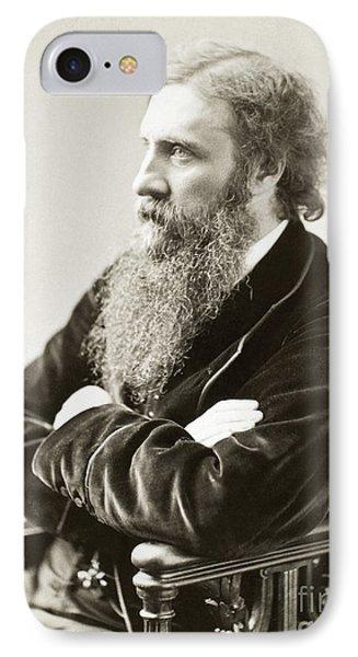 George Macdonald Phone Case by Granger