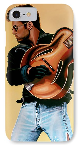 George Michael Painting IPhone 7 Case