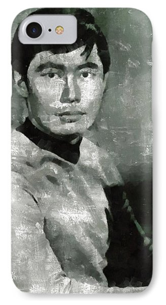 George Takei, Sulu From Star Trek Vintage IPhone Case