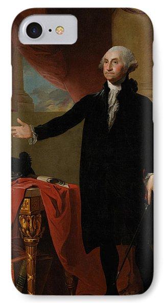George Washington Lansdowne Portrait IPhone 7 Case