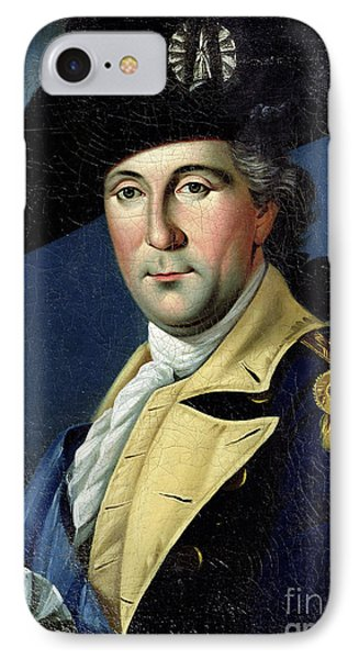 George Washington Phone Case by Samuel King
