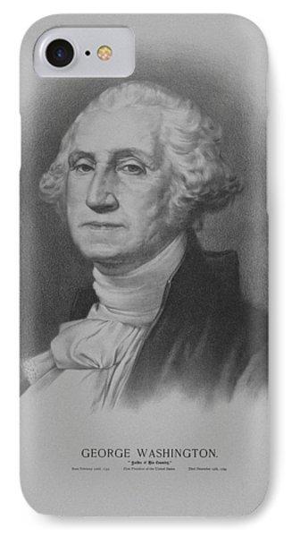 George Washington IPhone 7 Case