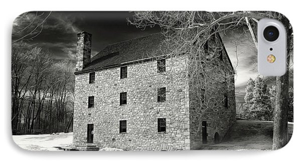 George Washingtons Gristmill IPhone Case by Paul Seymour