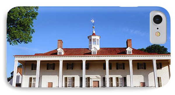 George Washingtons Home At Mount IPhone Case by Panoramic Images