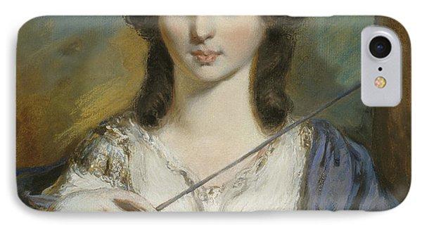 Georgiana Spencer Duchess Of Devonshire IPhone Case