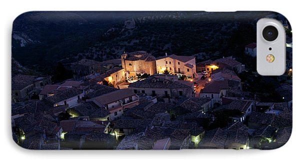 IPhone Case featuring the photograph Gerace by Bruno Spagnolo