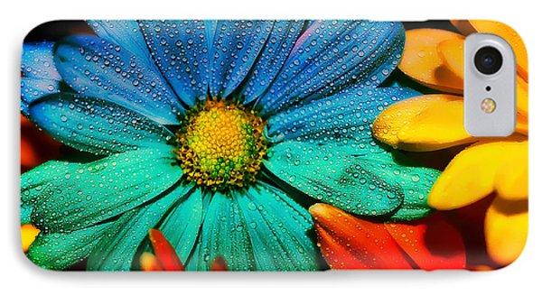 Gerbera Daisy IPhone Case by Tina LeCour