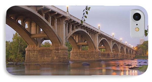 Gervais Bridge IPhone Case