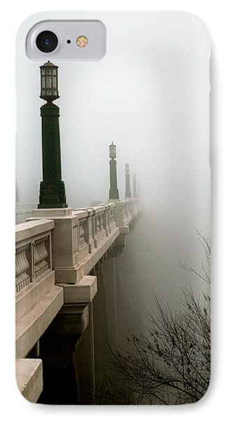 Gervais Street Bridge IPhone Case by Skip Willits