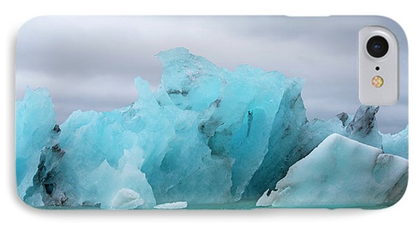 Get Inspired Glacier Lagoon IPhone Case by Betsy Knapp