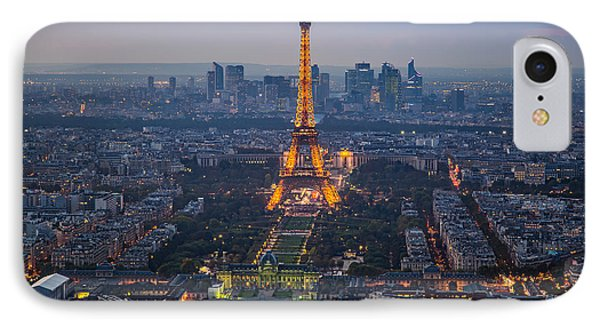 Get Ready For The Show IPhone Case by Giuseppe Torre