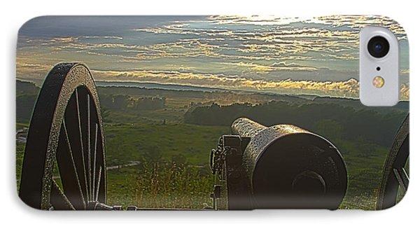 Gettysburg Canon IPhone Case