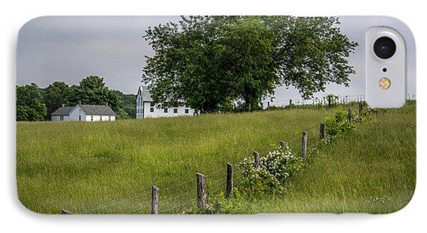Gettysburg Meadow IPhone Case