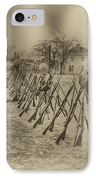 Gettysburg Surrender IPhone Case
