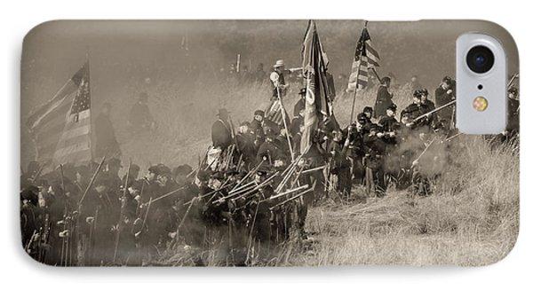 Gettysburg Union Infantry 8947s IPhone Case