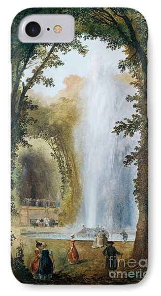Geyser IPhone Case by Celestial Images