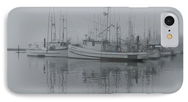 Ghost Boats IPhone Case by Jean Noren