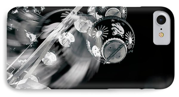 IPhone Case featuring the photograph Ghost In The Machine by Wayne Sherriff