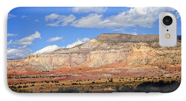 IPhone Case featuring the photograph Ghost Ranch New Mexico by Kurt Van Wagner