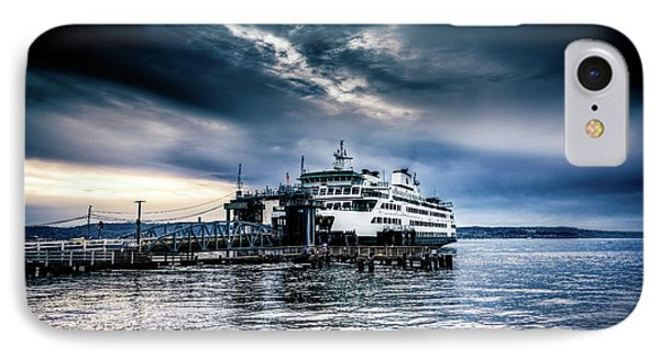 IPhone Case featuring the photograph Ghost Ship by Spencer McDonald
