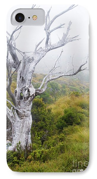 IPhone 7 Case featuring the photograph Ghost by Werner Padarin