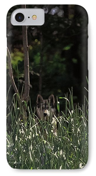 Ghost Wolf IPhone Case
