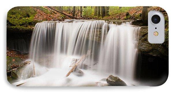 Ghostly Waterfall Phone Case by Douglas Barnett