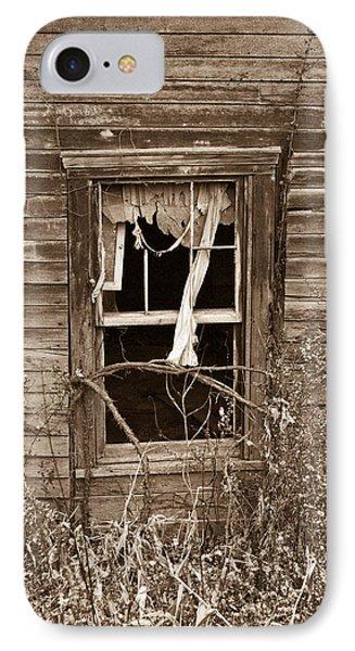 Ghostly Window IPhone Case by Douglas Barnett