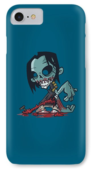 Ghoul T-shirt IPhone Case