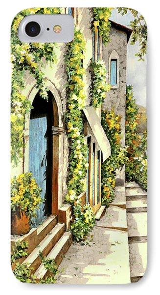 Giallo Limone IPhone Case by Guido Borelli