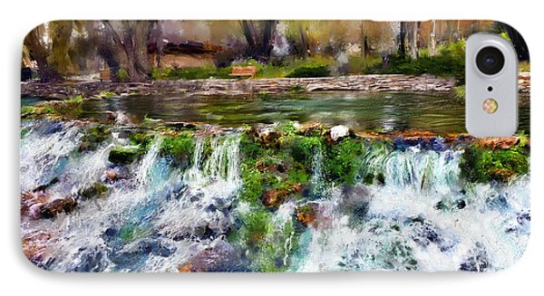 Giant Springs 1 IPhone Case