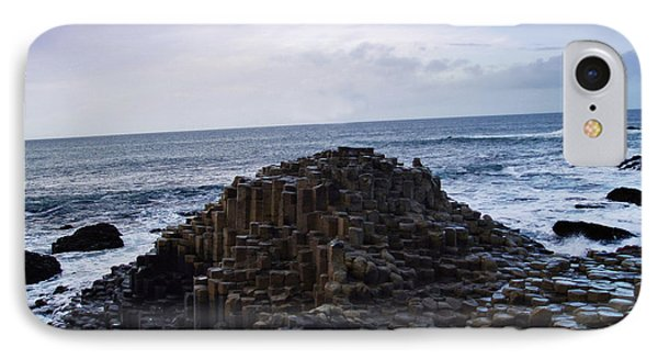 Giant's Causeway IPhone Case by Pelo Blanco Photo