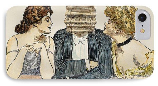 Gibson Girls, 1903 Phone Case by Granger