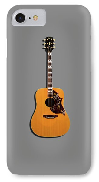 Gibson Hummingbird 1968 Phone Case by Mark Rogan