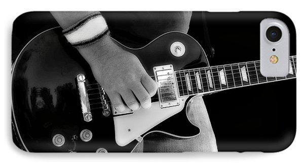 Gibson Les Paul Guitar  Phone Case by Randy Steele