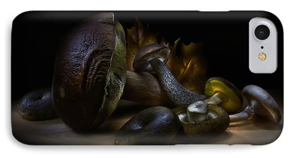 IPhone Case featuring the photograph Gifts Of September by Alexey Kljatov